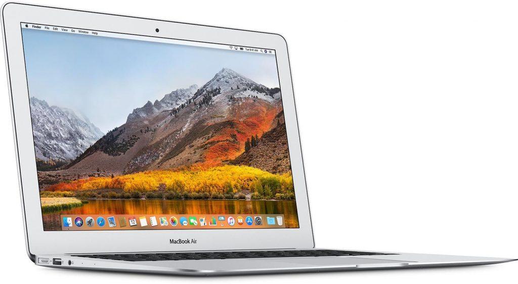 MacBook Air 13 pouces (photo)