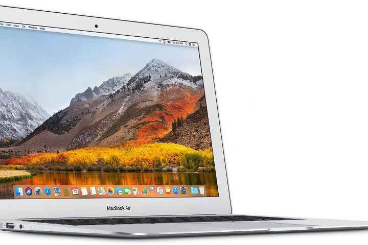MacBook Air 13 pouces (photo)