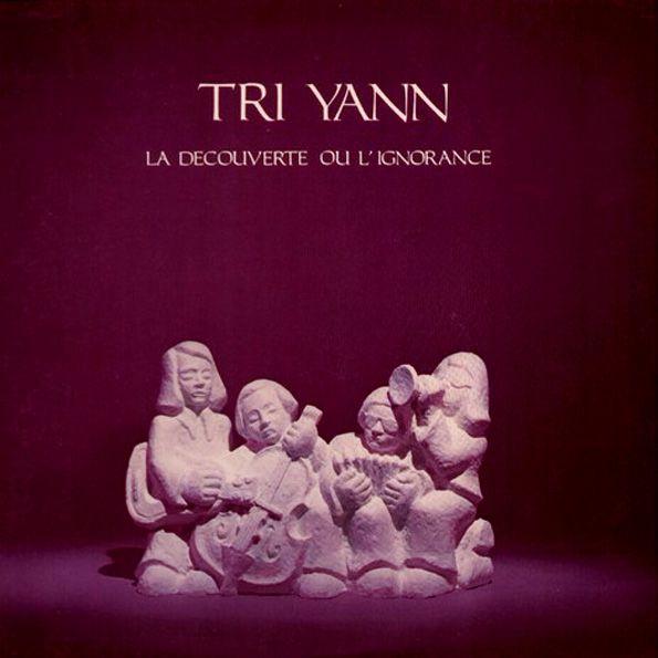 La découverte ou l'ignorance (couverture de l'album)